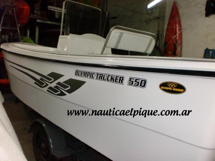 TRUCKER OLYMPIC MARINE 5.50